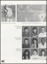 1990 Western Yell County High School Yearbook Page 30 & 31