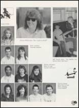 1990 Western Yell County High School Yearbook Page 32 & 33
