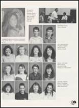 1990 Western Yell County High School Yearbook Page 40 & 41