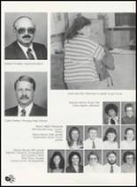 1990 Western Yell County High School Yearbook Page 64 & 65