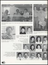 1990 Western Yell County High School Yearbook Page 66 & 67