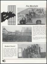 1990 Western Yell County High School Yearbook Page 68 & 69