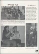 1990 Western Yell County High School Yearbook Page 72 & 73