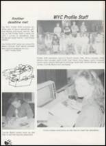 1990 Western Yell County High School Yearbook Page 74 & 75