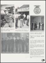 1990 Western Yell County High School Yearbook Page 78 & 79