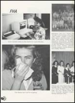 1990 Western Yell County High School Yearbook Page 80 & 81