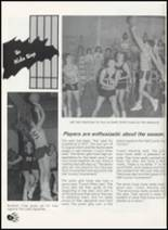 1990 Western Yell County High School Yearbook Page 82 & 83
