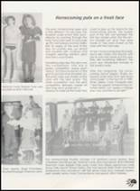 1990 Western Yell County High School Yearbook Page 84 & 85
