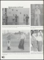 1990 Western Yell County High School Yearbook Page 86 & 87