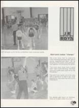 1990 Western Yell County High School Yearbook Page 92 & 93