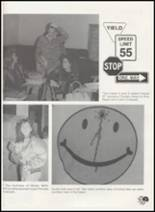 1990 Western Yell County High School Yearbook Page 96 & 97