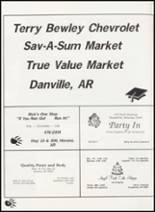 1990 Western Yell County High School Yearbook Page 102 & 103