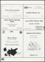 1990 Western Yell County High School Yearbook Page 112 & 113