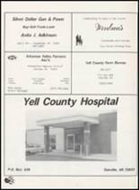 1990 Western Yell County High School Yearbook Page 114 & 115