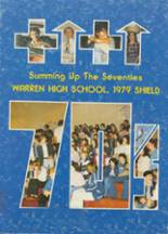 1979 Yearbook Warren High School