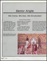 1992 Paris High School Yearbook Page 38 & 39