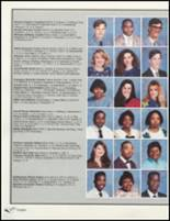 1992 Paris High School Yearbook Page 42 & 43