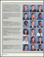 1992 Paris High School Yearbook Page 46 & 47