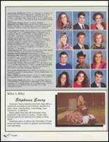 1992 Paris High School Yearbook Page 48 & 49