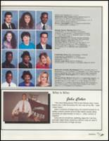 1992 Paris High School Yearbook Page 50 & 51