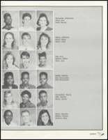 1992 Paris High School Yearbook Page 54 & 55