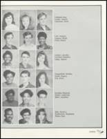 1992 Paris High School Yearbook Page 56 & 57