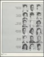 1992 Paris High School Yearbook Page 58 & 59