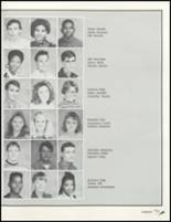 1992 Paris High School Yearbook Page 60 & 61