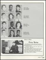1992 Paris High School Yearbook Page 62 & 63