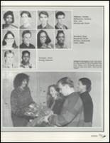 1992 Paris High School Yearbook Page 66 & 67