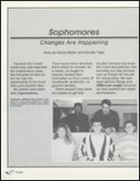 1992 Paris High School Yearbook Page 68 & 69