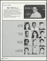 1992 Paris High School Yearbook Page 70 & 71