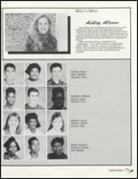 1992 Paris High School Yearbook Page 72 & 73