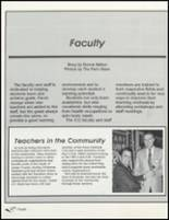 1992 Paris High School Yearbook Page 90 & 91