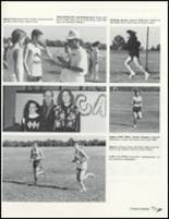 1992 Paris High School Yearbook Page 124 & 125