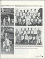 1992 Paris High School Yearbook Page 128 & 129