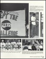 1992 Paris High School Yearbook Page 154 & 155