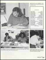 1992 Paris High School Yearbook Page 156 & 157