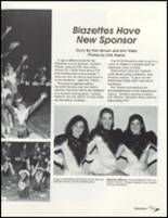 1992 Paris High School Yearbook Page 158 & 159