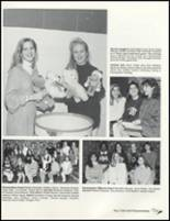 1992 Paris High School Yearbook Page 162 & 163