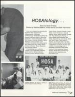 1992 Paris High School Yearbook Page 176 & 177