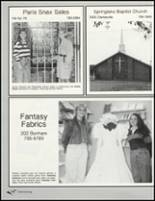 1992 Paris High School Yearbook Page 202 & 203