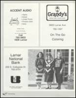 1992 Paris High School Yearbook Page 224 & 225