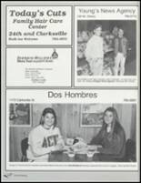 1992 Paris High School Yearbook Page 232 & 233