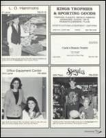 1992 Paris High School Yearbook Page 234 & 235