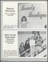 1992 Paris High School Yearbook Page 242 & 243