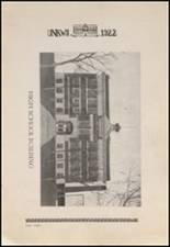 1922 Copan High School Yearbook Page 12 & 13