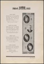 1922 Copan High School Yearbook Page 22 & 23