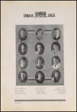1922 Copan High School Yearbook Page 44 & 45