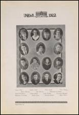 1922 Copan High School Yearbook Page 50 & 51